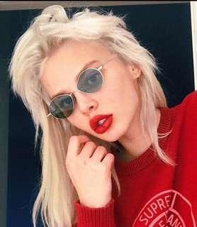 Waterdrop shaped Sunglasses