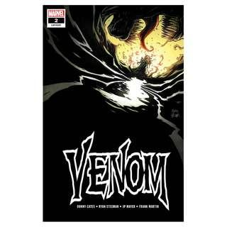 Venom #2 FIRST PRINTING  * DONNY CATES*