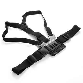Chest Strap for action camera GoPro SJcam Eken Xiaomi