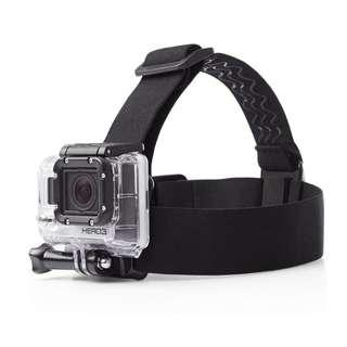 Head Strap for action camera GoPro SJcam Eken Xiaomi