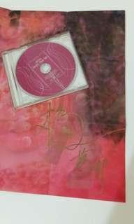 梅艷芳 親筆簽名'CD 自由出價 如兩日內我不回覆,即價不合