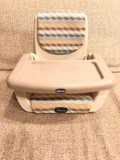 🚚 Chicco 奇哥 寶寶椅 隨身攜帶型 兒童餐椅 附盒子