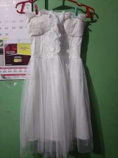 ❇️REPRICED❇️ Little White Dress 😉