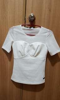 Kamiseta white shirt