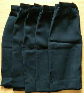 New Ladies Formal Skirt (Set of 5)