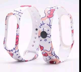 Hello Kitty Strap for Miband 3