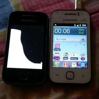 Samsung y la'fleur