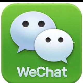 WeChat TopUp