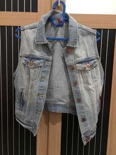 HnM jacket jeans