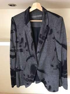 Pre-loved Mango Grey Jacket (Large size)