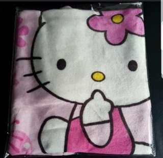 Hello Kitty Baby Fleece Blanket