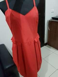 Never Been Kissed Spaghetti Strap Dress