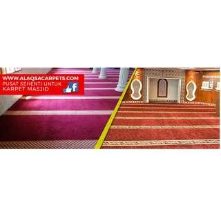 Buy Karpet Masjid Today From Alaqsa Carpets & Find your inner peace.