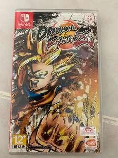 Switch 龍珠 Dragonball Fighter Z 冇code