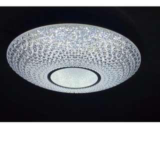 LED Ceiling Light Chrome