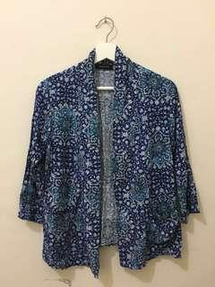 Outerwear China Blue