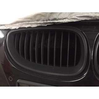 BMW E60 Mpsort Kidney Grill