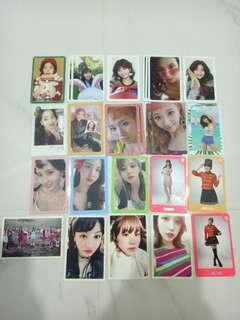 🔥 free mailing twice photocards clearance sale