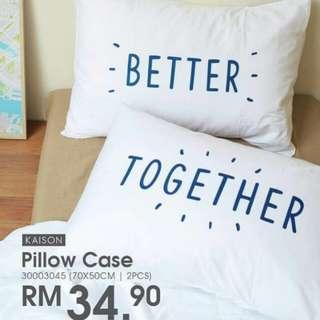 Pillow Case (2pcs)