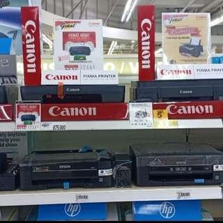 Promo Kredit Printer Canon Ink. Tanpa Dp