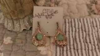 ans vintage earrings