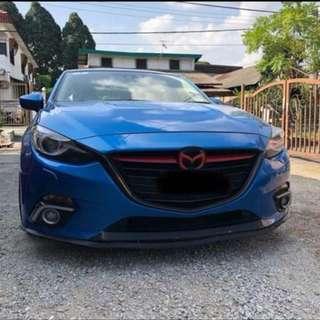 Mazda Stage 2