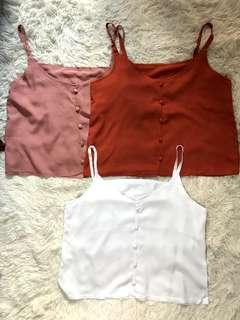 Fashionable tops