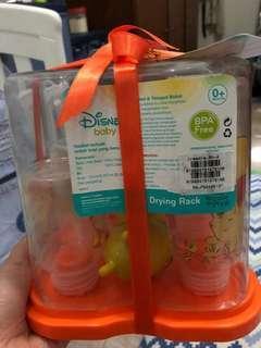 Rak Pengering Botol Susu Disney Baby (NETT)