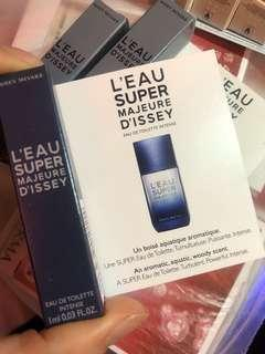 Issey Miyake L'eau super Majeure D'issey 1ml