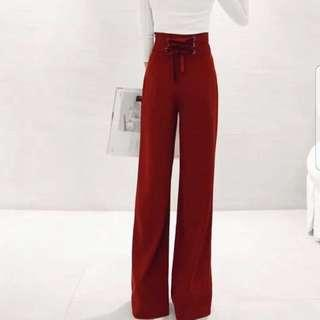 Korean Long pants