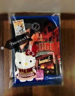 Hello Kitty Sanrio Postcard FREE SHIPPING