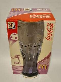 麥當勞2010年南非奧運可口可樂杯(紫色)