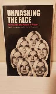 Unmasking the Face by Paul Ekman & Wallace V.Friesen