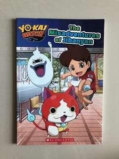 Scholastic Yokai Watch Book: The Misadventures of Jibanyan