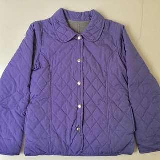 Land's End Girl's Reversible Jacket - Like New