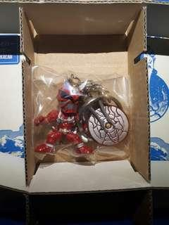 Gantungan kunci Kamen Rider Hibiki - Hyper Hobby