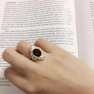 🚚 紅寶石戒指💍