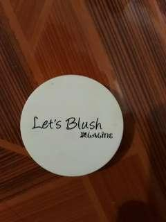Laline lets blush clay blush