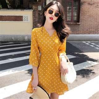 [PO] Yellow Dress