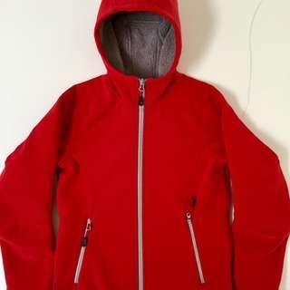 Quechua Fleece-lined Jacket Girls Size 10 - Mint Condition