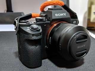 Sony A7ii Fullframe Mirrorless