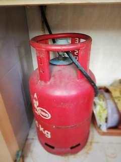 [USED] ESSO GAS TONG AND COOKER