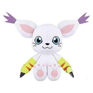 NEW Official Digimon Adventure Tri Gatomon Plush
