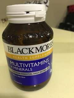 Blackmores Health Supplement