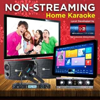 🎄MB Full Home Karaoke(free lifetime update 2 years warranty )