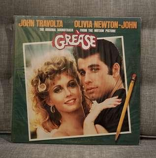 "12"" Long Playing (LP) - Greese The Original Soundtrack"