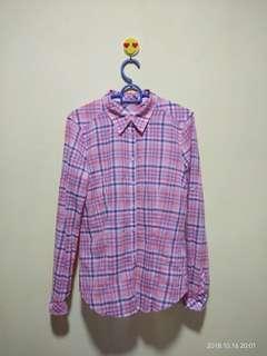 Esprit flannel shirt