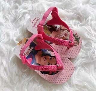 (Preloved) Havainas Baby Girl Sandal