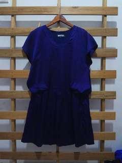 Plus size prem siljy dress