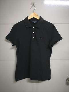 Tommy hilfiger black Polo Shirt